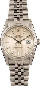 Rolex Men's Stainless Steel DateJust 16234