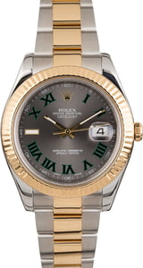 Pre Owned Rolex 41MM Datejust II Ref 116333