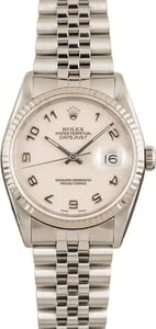 Mens Datejust Rolex 16234