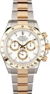 Rolex Daytona Cosomograph 116523 Steel and Gold