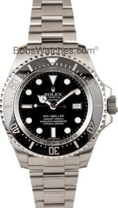 Rolex Deepsea Sea Dweller 116660 Black Dial