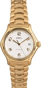 Ebel 1911 Yellow Gold