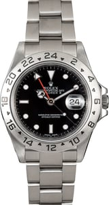 Explorer II Rolex 16570 Serial Engraved