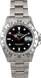 Explorer II Rolex Stainless Steel 16570