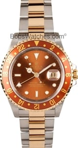 Rolex Root Beer GMT 16713
