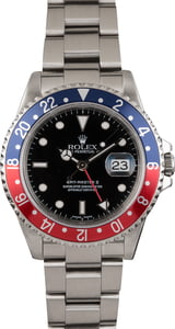 Pre Owned GMT Master II Rolex 16710