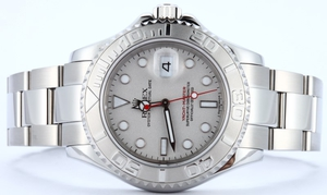 Rolex Yacht-Master 16622 Platinum and Stainless