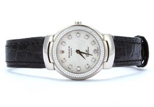 Ladies Rolex Cellini 6671