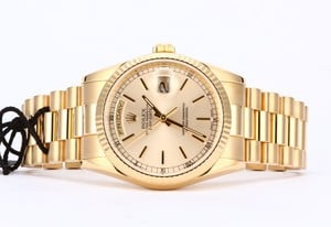 Rolex Presidential 118238 Champagne
