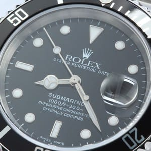 Rolex Submariner 16610T Steel