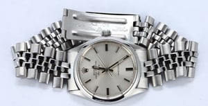 Vintage Rolex Air-King Stainless Steel 5500