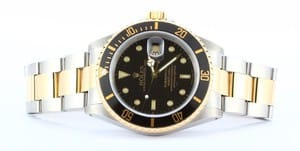 Rolex Two-Tone Submariner