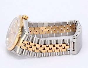 Rolex DateJust Jubilee Stainless and 18K