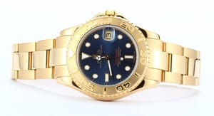 Rolex Yachtmaster 18K Gold