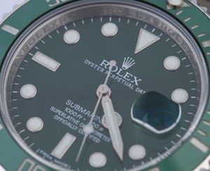 New Rolex Submariner 116610V