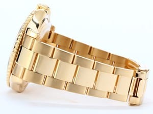 Rolex Lady Cocktail Watch Gold