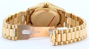 Yellow Gold Mid-Size Datjust