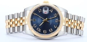Rolex Datejust Two Tone 116233