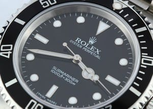 Rolex Submariner 14060 Stainless Steel No Date