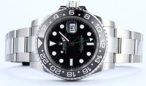 Used Men's Rolex GMT-Master II 116710