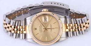 Ladies Rolex Perpetual 76080