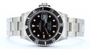Rolex Submariner No Holes Case 16610 x