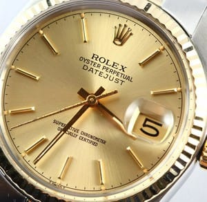 Rolex Datejust 16013 Mens
