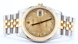 Pre-Owned Rolex Oyster Perpetual DateJust 116233