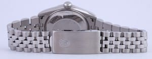 Men's or Ladies Used Rolex Oyster Perpetual DateJust Mid Size Model 78240