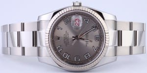 Men's Rolex DateJust Steel 116234
