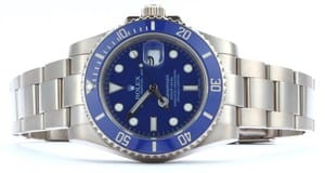 White Gold Rolex Submariner 116619
