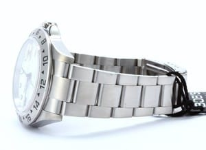 Ladies Rolex Steel Jubilee DateJust 179174