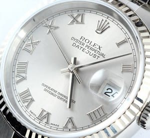 Stainless Steel Datejust 16234