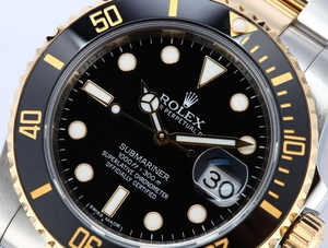 New Model Rolex Submariner 116613