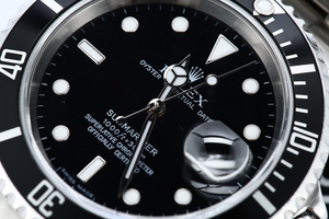 Rolex Submariner 16610 No Holes