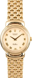 Ladies Rolex Cellini 6621