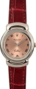 Ladies Rolex Cellini 6621/9