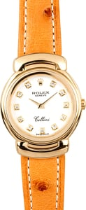 Ladies Rolex Cellini 6621/8