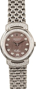 Ladies Rolex Cellissima 6673