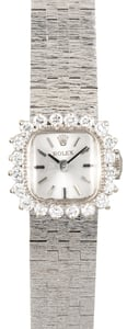 Ladies Rolex Vintage Diamond Cocktail Watch