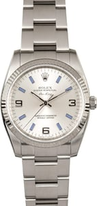 Pre Owned Rolex Air-King 114234 Arabic Dial