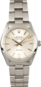 Air King Rolex 5500 Stainless