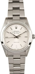 Rolex Air-King 14000 Stainless Steel