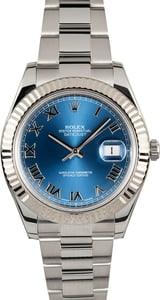 Men's Rolex DateJust Stainless SteelTT