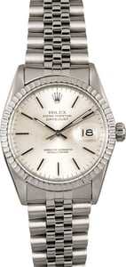 Rolex Stainless Steel Datejust 16030