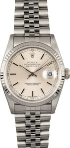 Rolex Datejust Stainless Steel 16234