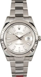 Rolex DateJust II 116334 41MM