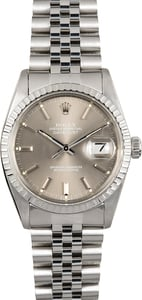 TT Men's Rolex Datejust Stainless Steel