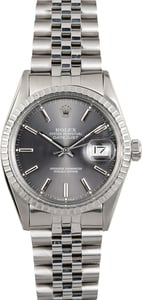 Men's Rolex Datejust Stainless Steel 16030