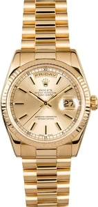 Rolex President Day-Date 118238
